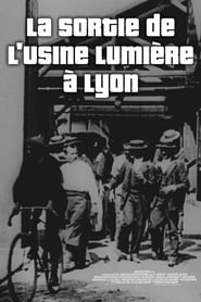 Workers Leaving the Lumière Factory Poster
