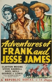 Adventures of Frank and Jesse James Full online
