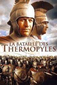 La bataille des Thermopyles Poster