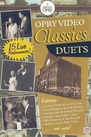 Opry Video Classics: Duets Full online