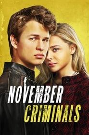 November Criminals Full online
