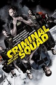 Criminal Squad Poster