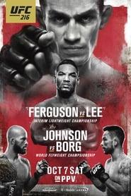 UFC 216: Ferguson vs. Lee Full online