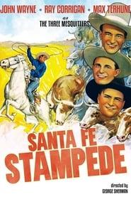 Santa Fe Stampede Full online