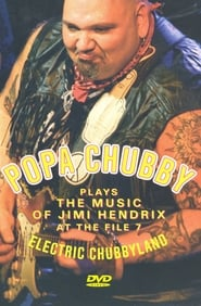 Popa Chubby - Electric Chubbyland movie full