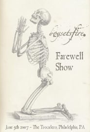 Boysetsfire Farewell Show - June 9th, The Trocadero, Philadelphia, PA Full online