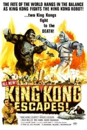 King Kong Escapes 1967 Online Subtitrat