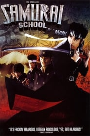 Be a Man! Samurai School movie full