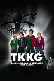 TKKG - The Secret of the Mysterious Mind Machine Poster