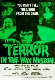 Terror in the Wax Museum Full online