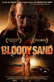 Bloody Sand Poster