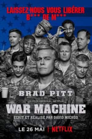 War Machine  film complet