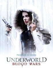 Underworld : Blood Wars Poster