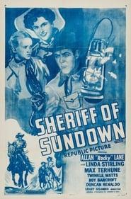 Sheriff of Sundown Full online