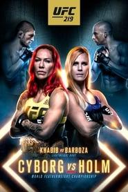 UFC 219: Cyborg vs. Holm Full online