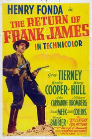 The Return of Frank James Full online