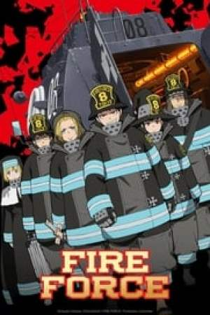 Fire Force 2019 Online Subtitrat