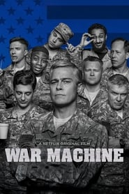 War Machine movie full