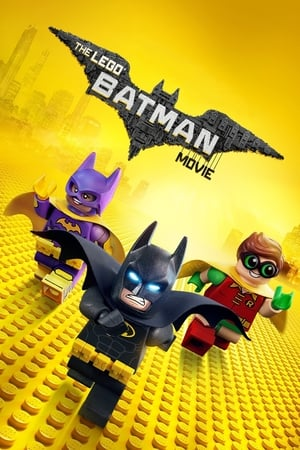 Poster Movie The Lego Batman Movie 2017