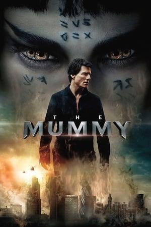 Poster Movie The Mummy 2017