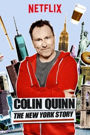 Image Colin Quinn: The New York Story