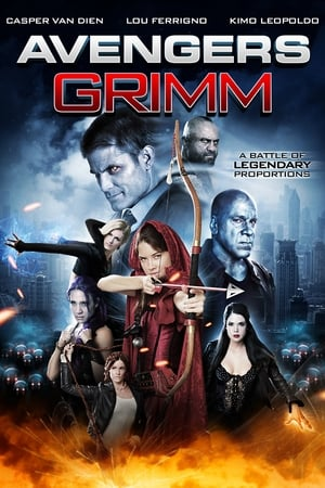 Image Avengers Grimm