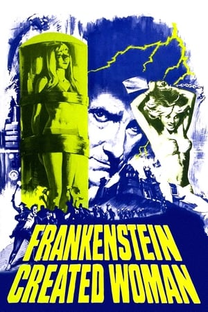 Image Frankenstein Created Woman