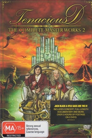 Image Tenacious D: The Complete Masterworks 2