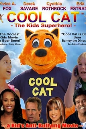 Cool Cat The Kids Superhero