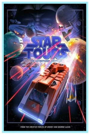 Image Star Tours 3D - The Adventures Continue