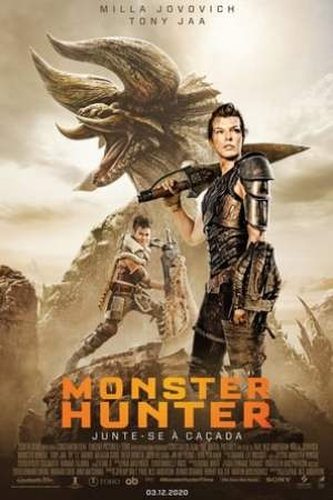 poster Monster Hunter