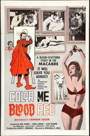 Image Color Me Blood Red