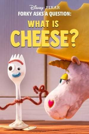 Image Forky Asks a Question: What Is Cheese?