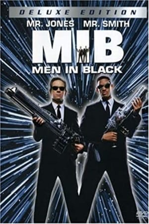 Image The Making of Men in Black