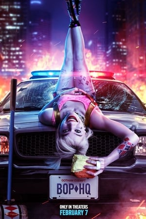 poster Birds of Prey (and the Fantabulous Emancipation of One Harley Quinn)