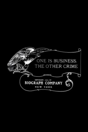 Image One Is Business, the Other Crime