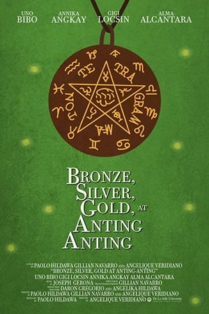 Bronze, Silver, Gold at Anting-anting