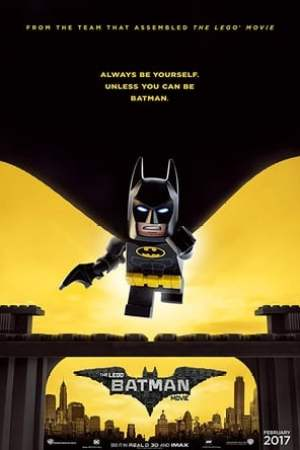 Image One Brick at a Time: Making the LEGO Batman Movie