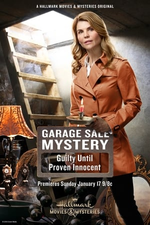 Image Garage Sale Mystery: Guilty Until Proven Innocent