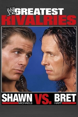 Image WWE: Greatest Rivalries Shawn Michaels vs Bret Hart