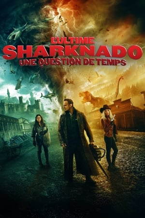 poster The Last Sharknado: It's About Time