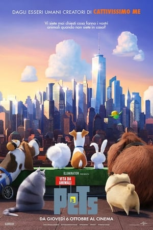 The Secret Life of Pets Movie Poster
