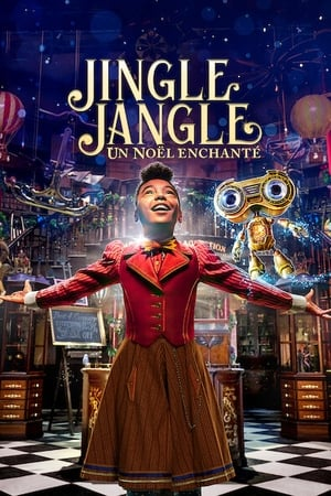 poster Jingle Jangle: A Christmas Journey