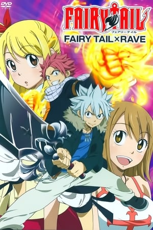 Image Fairy Tail x Rave