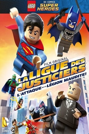 Image Lego DC Comics Super Heroes: Justice League  Attack of the Legion of Doom!