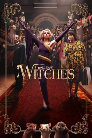 poster Roald Dahl's The Witches