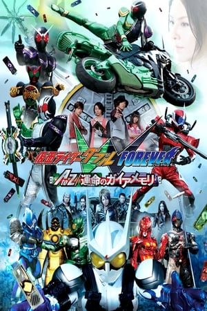 Image Kamen Rider W Forever: A to Z/The Gaia Memories of Fate