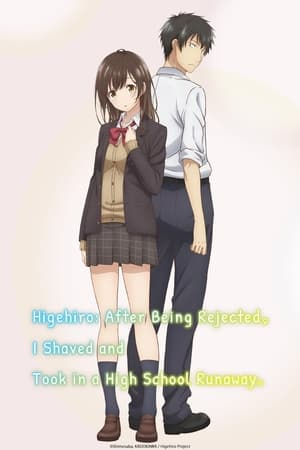 poster Higehiro: After Being Rejected, I Shaved and Took in a High School Runaway