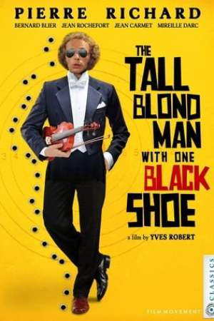 Image The Tall Blond Man with One Black Shoe