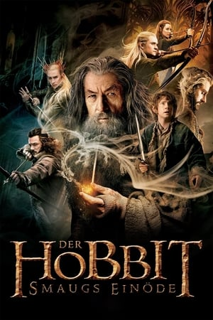 poster The Hobbit: The Desolation of Smaug